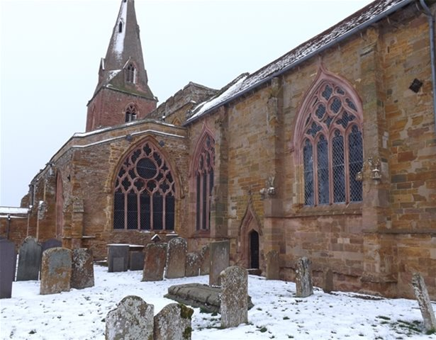 Crick Church
