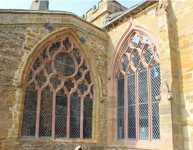 Natural Stone Awards - 2014 - St Margaret of Antioch church, Crick - Highly Commended for Restoration
