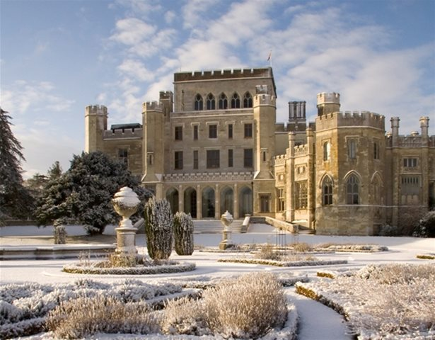 Natural Stone Awards - 2010 - Ashridge Management College - Highly Commended in Restoration