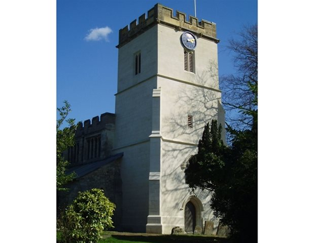 St Mary's Church Tower - North Marston