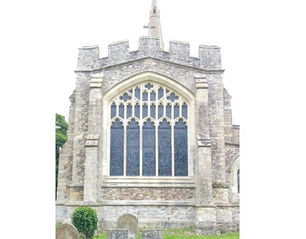 Church of St Denys - Colmworth - window repairs
