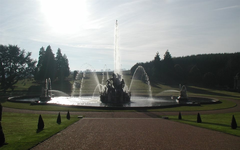Perseus and Andromeda Fountain - Witley Court