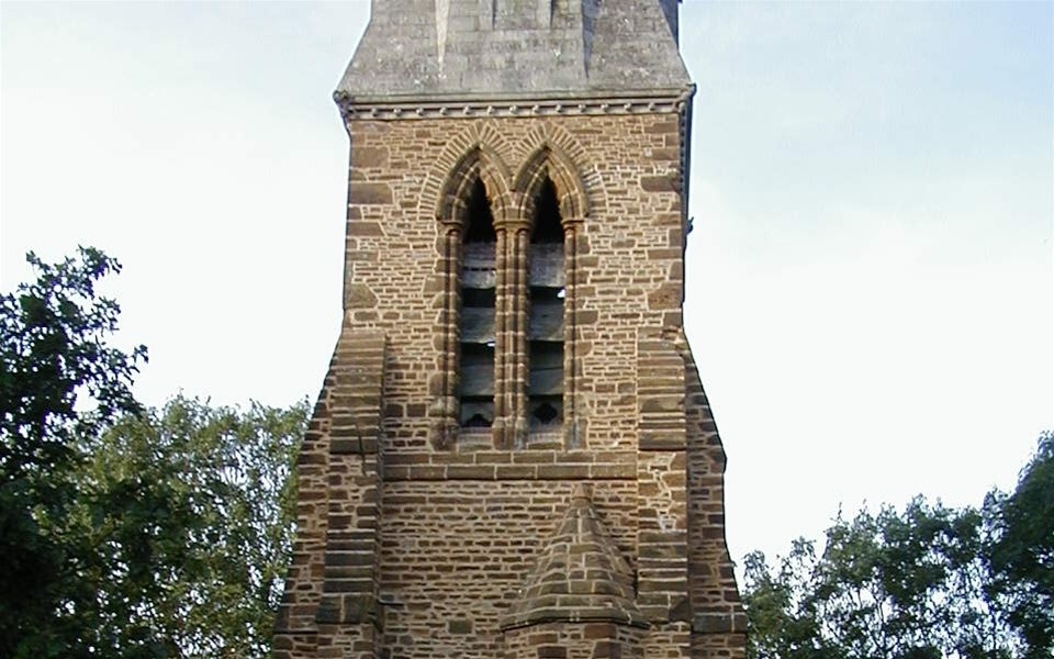 Little Brington Spire  After