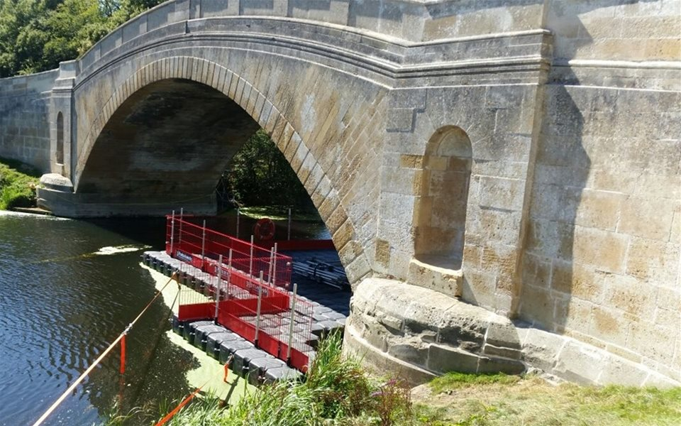 Bridge restoration